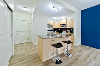 Photo 7: 1404 5605 HENWOOD Street SW in Calgary: Garrison Green Apartment for sale : MLS®# A1019353