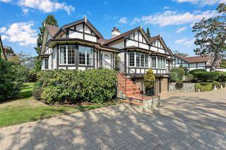 Photo 1: 2122 Granite St in : OB South Oak Bay Row/Townhouse for sale (Oak Bay)  : MLS®# 855155