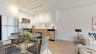 """Photo 2: 608 37881 CLEVELAND Avenue in Squamish: Downtown SQ Condo for sale in """"The Main"""" : MLS®# R2517930"""