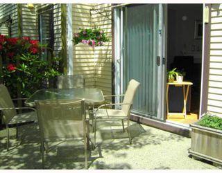 """Photo 9: # 18 1200 BRUNETTE AV in Coquitlam: Maillardville Condo for sale in """"Brunette Villas"""" : MLS®# V769588"""