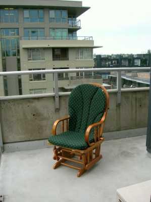 """Photo 6: 615 2228 MARSTRAND AV in Vancouver: Kitsilano Condo for sale in """"THE SOLO"""" (Vancouver West)  : MLS®# V605983"""