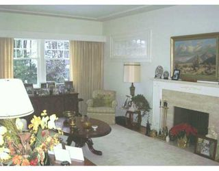 Photo 2: 1030 DEVONSHIRE in Vancouver: Shaughnessy House for sale (Vancouver West)  : MLS®# V623078