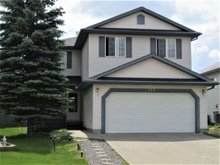 Main Photo: 219 HOLLINGER Close in Edmonton: Zone 35 House for sale : MLS®# E4165585