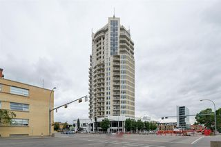 Photo 1: 401 10388 105 Street in Edmonton: Zone 12 Condo for sale : MLS®# E4169268