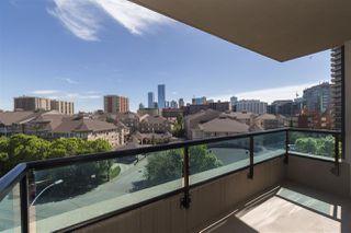 Photo 26: 501 10142 111 Street in Edmonton: Zone 12 Condo for sale : MLS®# E4169798