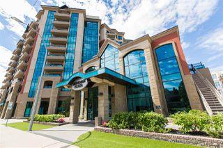 Photo 1: 501 10142 111 Street in Edmonton: Zone 12 Condo for sale : MLS®# E4169798