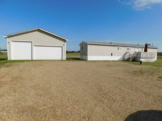 Photo 1: 50, 23422 Twp Rd 582: Rural Sturgeon County Manufactured Home for sale : MLS®# E4172516