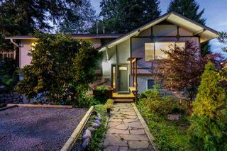 Photo 1: 4158 MT SEYMOUR Parkway in North Vancouver: Indian River House for sale : MLS®# R2409988