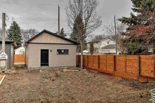 Photo 32: 10468 143 Street in Edmonton: Zone 21 House for sale : MLS®# E4179203