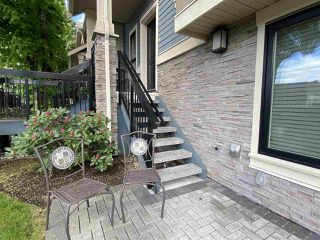 """Photo 28: 5 6028 MAPLE Road in Richmond: Woodwards Townhouse for sale in """"HARRINGTON COURT"""" : MLS®# R2455296"""