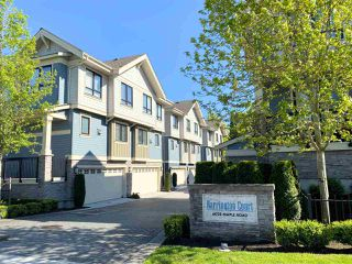 """Photo 35: 5 6028 MAPLE Road in Richmond: Woodwards Townhouse for sale in """"HARRINGTON COURT"""" : MLS®# R2455296"""
