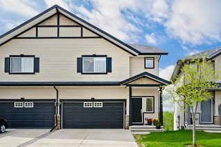 Main Photo: 308 ROCKYSPRING Grove NW in Calgary: Rocky Ridge Semi Detached for sale : MLS®# A1011653
