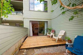 "Photo 6: 206 2119 BELLEVUE Avenue in West Vancouver: Dundarave Condo for sale in ""Bellevue Gardens"" : MLS®# R2480654"