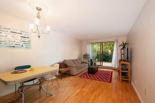 "Photo 3: 206 2119 BELLEVUE Avenue in West Vancouver: Dundarave Condo for sale in ""Bellevue Gardens"" : MLS®# R2480654"