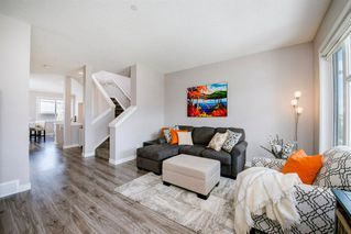 Photo 2: 25 HOWSE Street NE in Calgary: Livingston Semi Detached for sale : MLS®# A1028940
