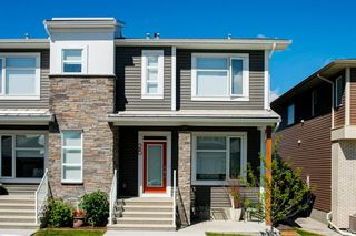 Photo 1: 25 HOWSE Street NE in Calgary: Livingston Semi Detached for sale : MLS®# A1028940