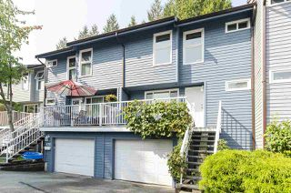 "Photo 1: 482 CARLSEN Place in Port Moody: North Shore Pt Moody Townhouse for sale in ""EAGLE POINT"" : MLS®# R2498769"