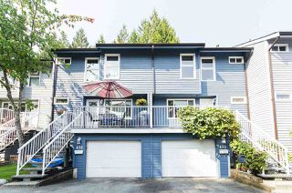 "Photo 2: 482 CARLSEN Place in Port Moody: North Shore Pt Moody Townhouse for sale in ""EAGLE POINT"" : MLS®# R2498769"