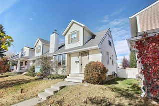Photo 1: 2134 47 Avenue SW in Calgary: Garrison Woods Semi Detached for sale : MLS®# A1040628
