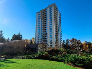 """Main Photo: 1504 5652 PATTERSON Avenue in Burnaby: Central Park BS Condo for sale in """"Central Park Place"""" (Burnaby South)  : MLS®# R2509758"""