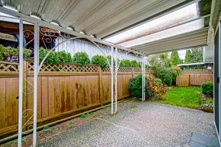 """Photo 25: 8 9420 WOODBINE Street in Chilliwack: Chilliwack E Young-Yale House for sale in """"The Stratford"""" : MLS®# R2522441"""