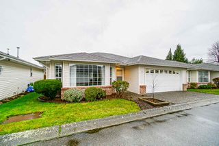 """Photo 1: 8 9420 WOODBINE Street in Chilliwack: Chilliwack E Young-Yale House for sale in """"The Stratford"""" : MLS®# R2522441"""