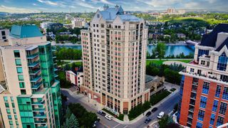Photo 38: 502 200 LA CAILLE Place SW in Calgary: Eau Claire Apartment for sale : MLS®# A1054106