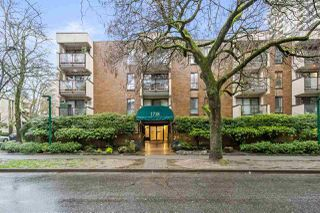 "Main Photo: 302 1718 NELSON Street in Vancouver: West End VW Condo for sale in ""Regency Terrace"" (Vancouver West)  : MLS®# R2526847"