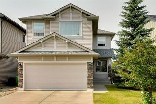 Photo 1: 113 Chapalina Heights SE in Calgary: Chaparral Detached for sale : MLS®# A1059196