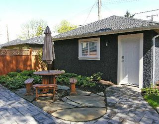 Photo 9: 3168 WATERLOO Street in Vancouver: Kitsilano House for sale (Vancouver West)  : MLS®# V642436