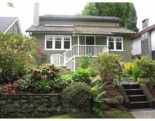 Main Photo: 3228 W 29TH Avenue in Vancouver: MacKenzie Heights House for sale (Vancouver West)  : MLS®# V654010