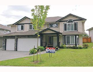 Photo 1: 23732 116TH Avenue in Maple_Ridge: Cottonwood MR House for sale (Maple Ridge)  : MLS®# V655432