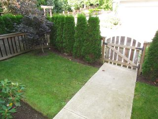 "Photo 16: #110 20449 66TH AVE in LANGLEY: Willoughby Heights Townhouse for rent in ""NATURE'S LANDING"" (Langley)"