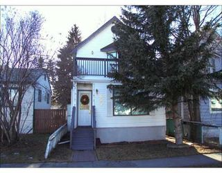 Photo 1:  in CALGARY: Tuxedo Residential Detached Single Family for sale (Calgary)  : MLS®# C3195397