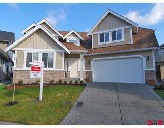 Main Photo: 7358 196TH Street in Langley: Willoughby Heights House for sale : MLS®# F2803941