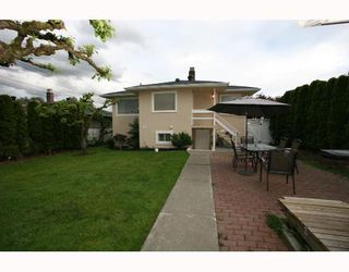 """Photo 8: 4847 BRENTLAWN Drive in Burnaby: Brentwood Park House for sale in """"BRENTWOOD PARK"""" (Burnaby North)  : MLS®# V709775"""