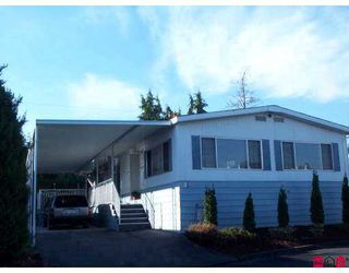 "Photo 1: 8254 134 Street in Surrey: Queen Mary Park Surrey Manufactured Home for sale in ""Westwood Estates"" : MLS®# F2622406"