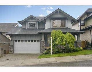 Main Photo: 71 CLIFFWOOD DR in Port Moody: House for sale : MLS®# V733523
