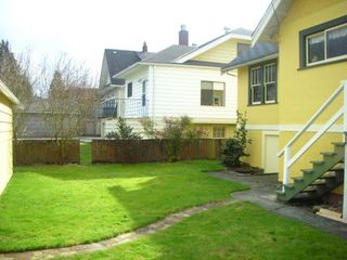 Photo 26: 739 5TH Street in New_Westminster: GlenBrooke North House for sale (New Westminster)  : MLS®# V631899