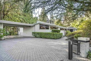Photo 1: 2270 SW MARINE Drive in Vancouver: Southlands House for sale (Vancouver West)  : MLS®# R2443724