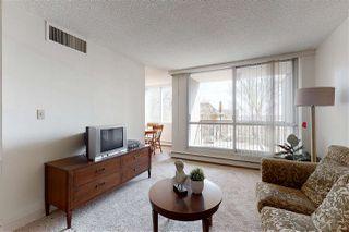 Photo 2: 204 9909 104 Street in Edmonton: Zone 12 Condo for sale : MLS®# E4196334