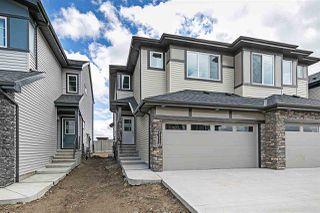 Photo 1:  in Edmonton: Zone 55 House Half Duplex for sale : MLS®# E4204031