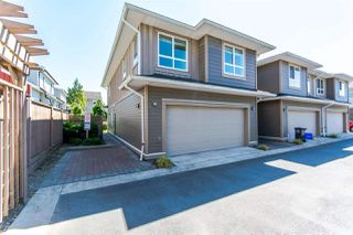 "Main Photo: 15 5580 MONCTON Street in Richmond: Steveston South Townhouse for sale in ""KAIZEN"" : MLS®# R2488374"