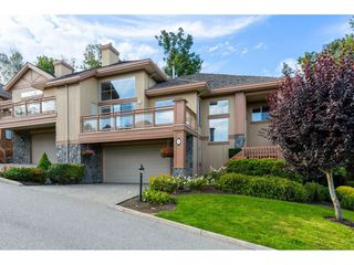 """Main Photo: 4 35931 EMPRESS Drive in Abbotsford: Abbotsford East Townhouse for sale in """"Majestic Ridge"""" : MLS®# R2510144"""