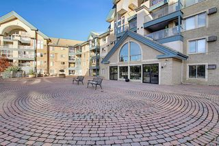 Main Photo: 329 7229 Sierra Morena Boulevard SW in Calgary: Signal Hill Apartment for sale : MLS®# A1046208