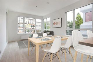 Photo 2: 215 711 14 Street in North Vancouver: Mosquito Creek Duplex for sale