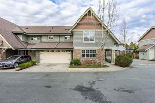 """Main Photo: 19 22977 116 Avenue in Maple Ridge: East Central Townhouse for sale in """"DUET"""" : MLS®# R2528297"""