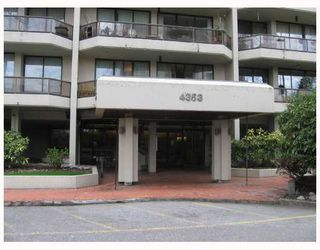 Photo 1: 4353 HALIFAX Street in Burnaby: Central BN Condo for sale (Burnaby North)  : MLS®# V638552