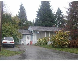 "Photo 1: 2143 DAWES HILL RD in Coquitlam: Cape Horn House for sale in ""CAPE HORN"" : MLS®# V561959"