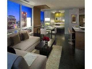 Photo 1: # 903 535 SMITHE ST in Vancouver: Downtown VW Condo for sale (Vancouver West)  : MLS®# V859382